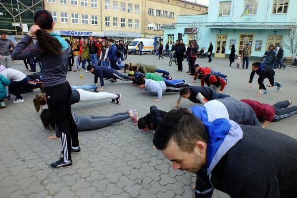 Руханка Ужгород КНТЕУ