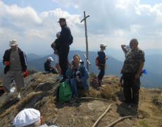 Сходження на г. Пікуй (1408 м.) - 24.08.13 р